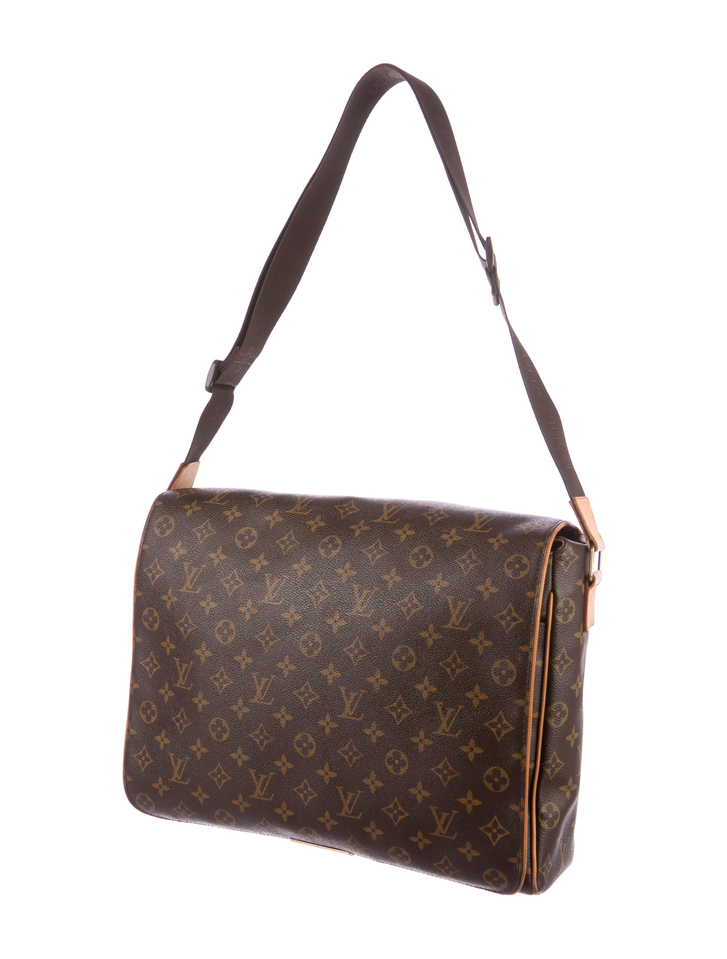 Louis vuitton monogram abbesses messenger bag bags for Louis vuitton miroir bags