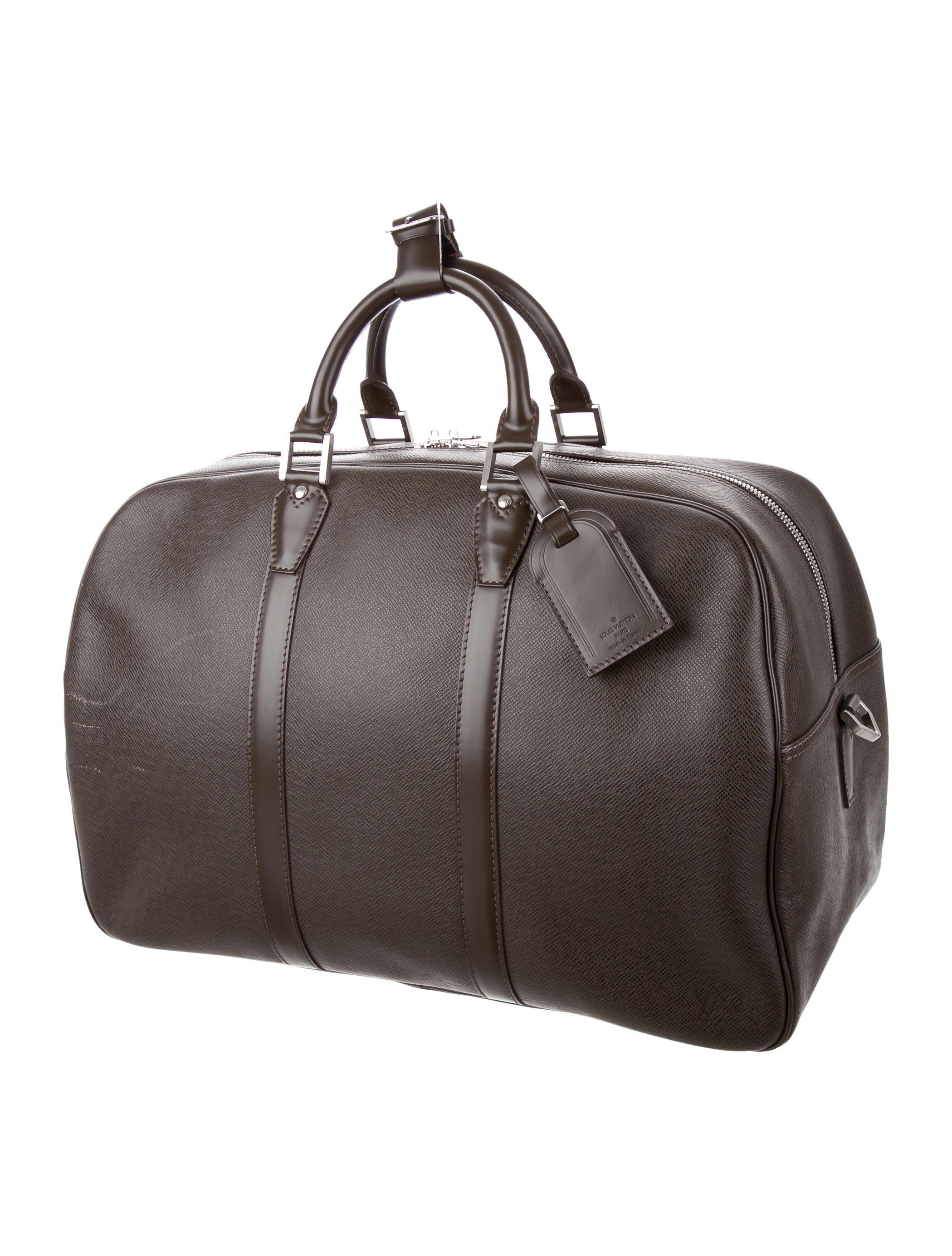 efca4b6ebd0 Louis Vuitton Helanga 1 Poche Travel Bag - Bags - LOU125815