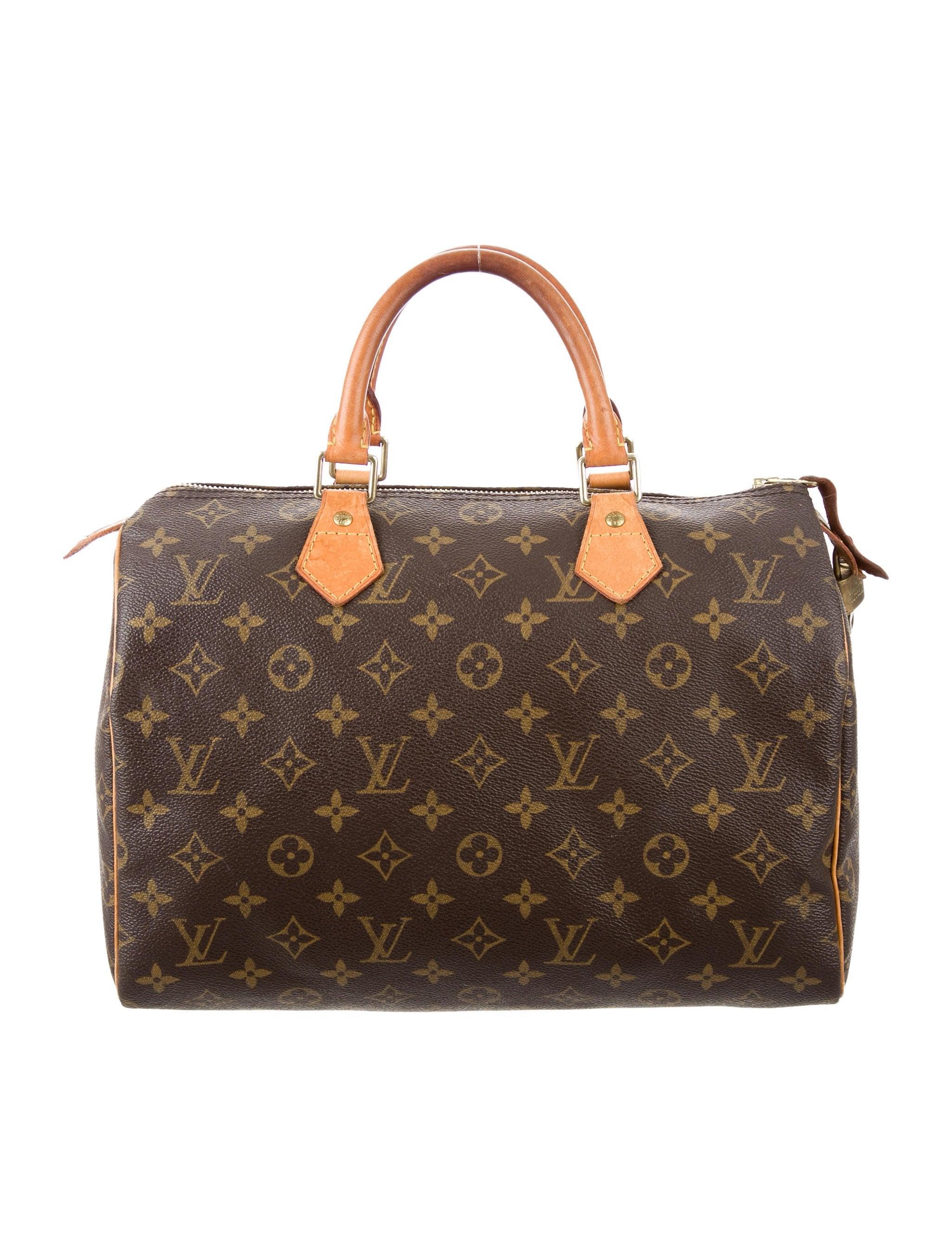 louis vuitton monogram speedy 30 handbags lou125894. Black Bedroom Furniture Sets. Home Design Ideas