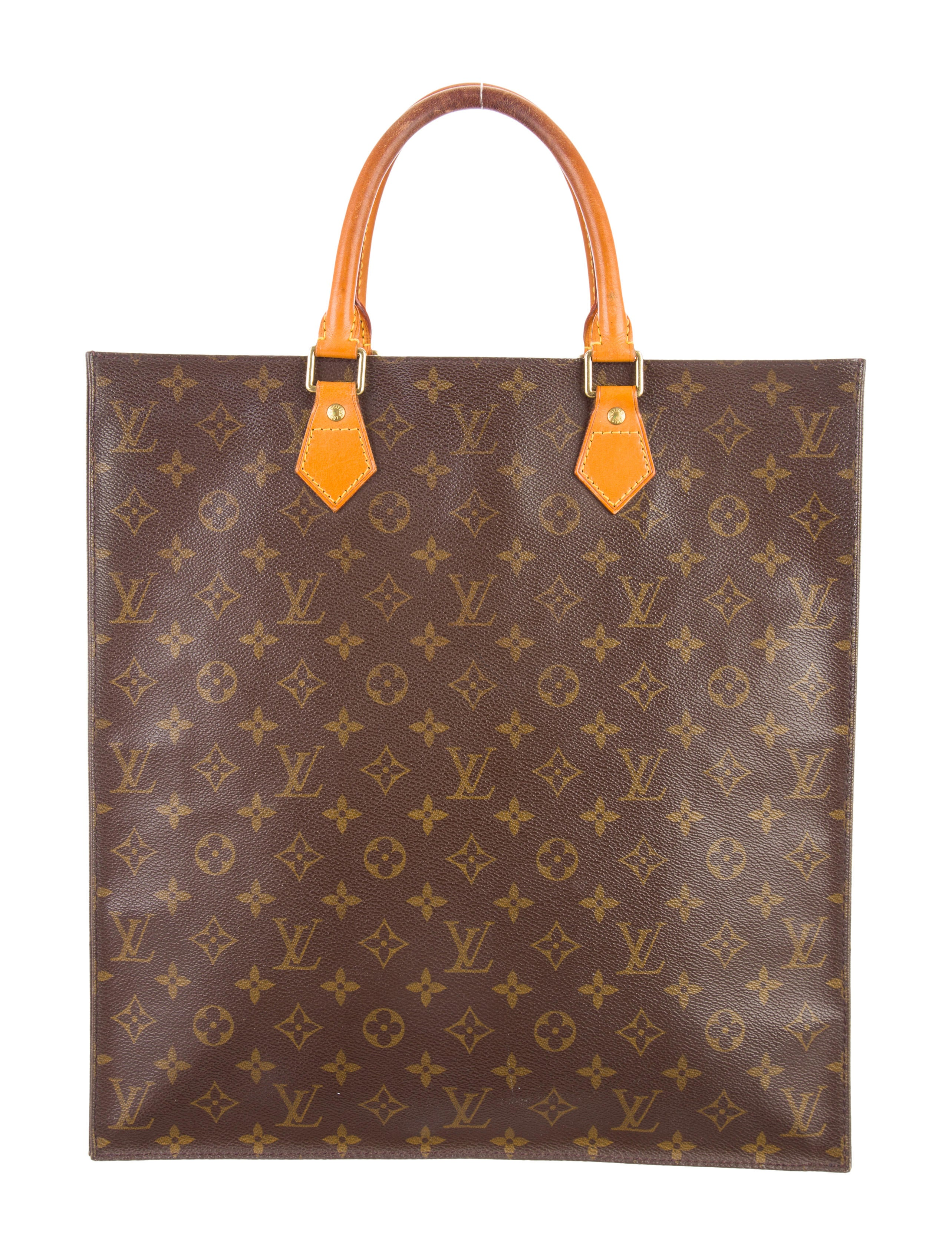 Louis vuitton monogram sac plat handbags lou125975 for Louis vuitton monogram miroir sac plat