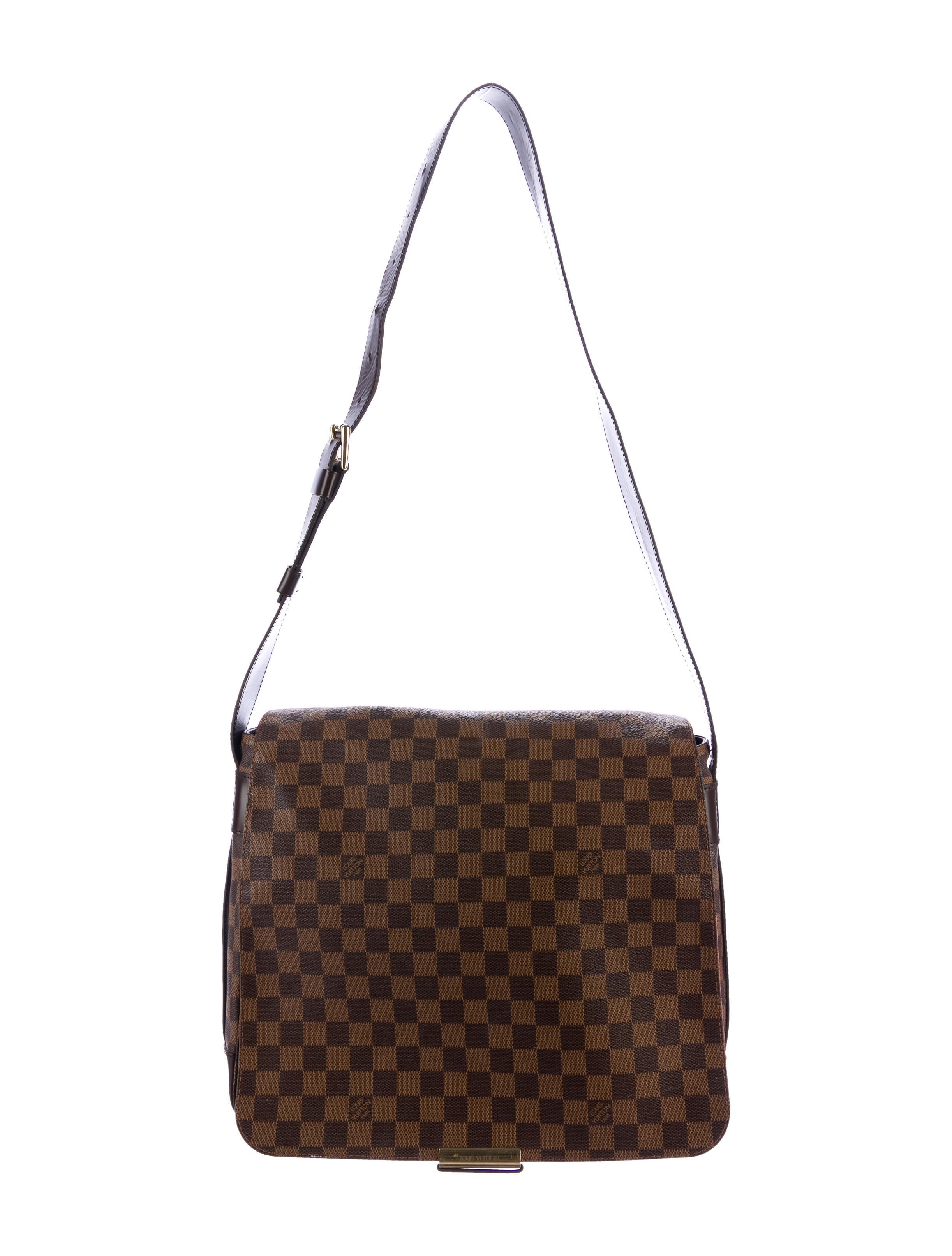 59ea44f8b3da Louis Vuitton Damier Ebene Abbesses Messenger Bag - Bags - LOU126706 ...