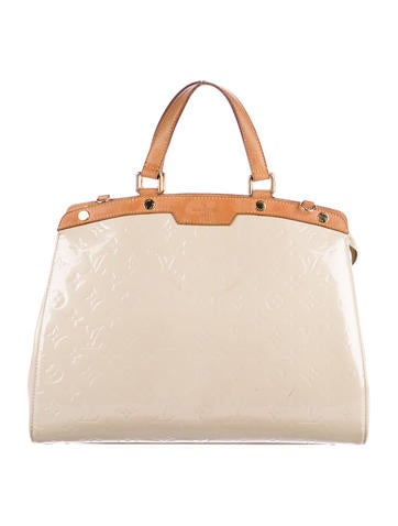 Louis Vuitton Vernis Brea GM None