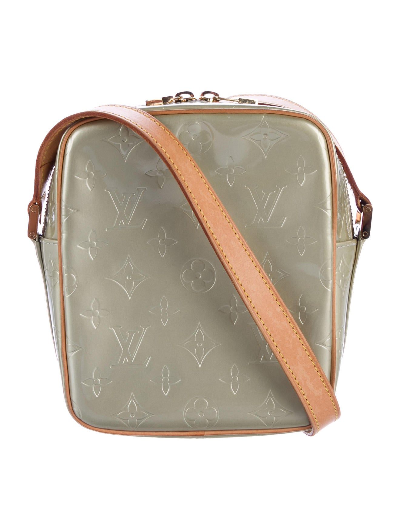Louis vuitton vernis wooster bag handbags lou126853 for Louis vuitton miroir bags