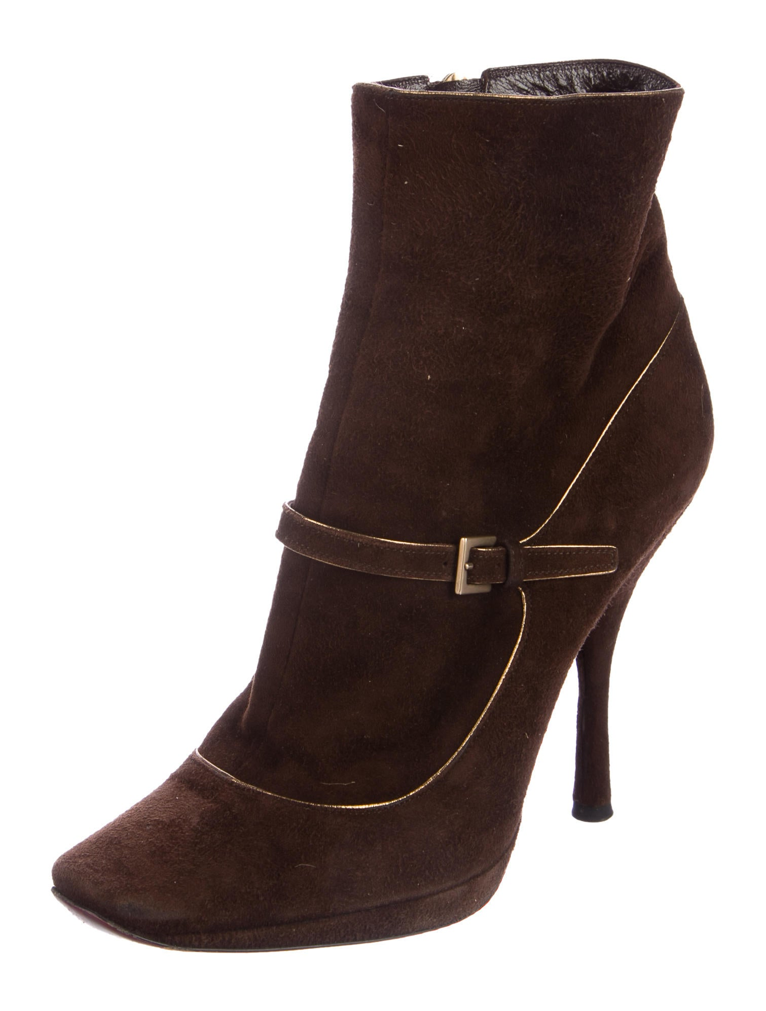 louis vuitton suede ankle boots shoes lou126991 the