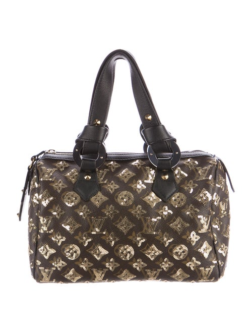 2153e039c3ad Louis Vuitton Monogram Eclipse Speedy 28 - Handbags - LOU127038 ...