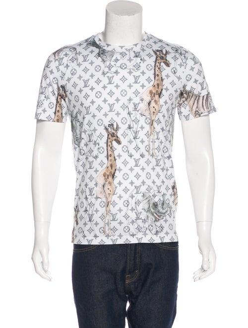 ba5364a340e0 Louis Vuitton 2017 Chapman Brothers Monogram T-Shirt w  Tags ...
