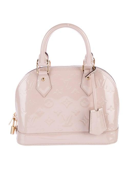 f4c0d2f6adec Louis Vuitton Vernis Alma BB - Handbags - LOU127424