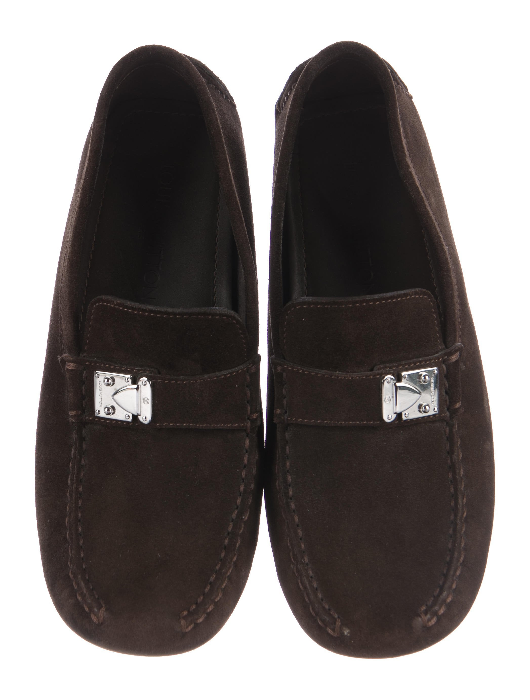 Mens Driving Penny Loafers Suede Moccasins Slip On Casual Dress Boat Shoes. from $ 16 89 Prime. out of 5 stars Jamron. Mens Stylish Buckle Driving Shoes Suede Loafer Flats $ 32 90 Prime. out of 5 stars Giorgio Brutini. Men's Slip-On .