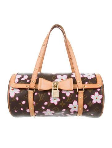 6a733365a8bb Louis Vuitton Cherry Blossom Papillon - Handbags - LOU128094