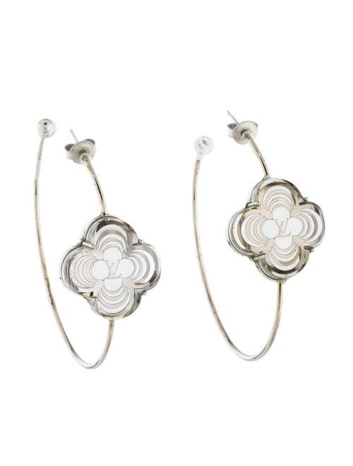 aac216813 Louis Vuitton A La Folie Hoop Earrings - Earrings - LOU128158   The ...