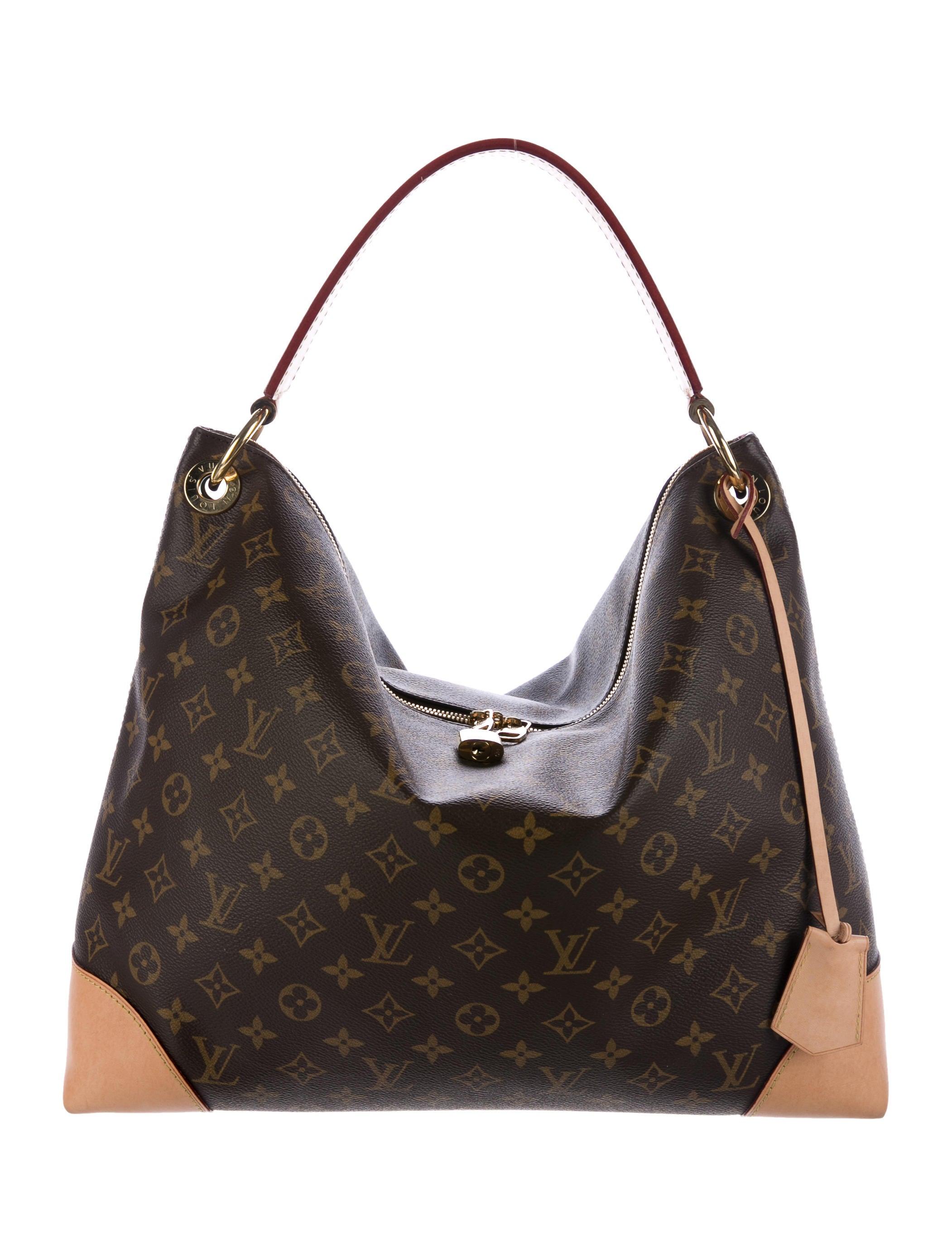 747df5eadecfb Louis Vuitton 2017 Monogram Berri MM - Handbags - LOU128593