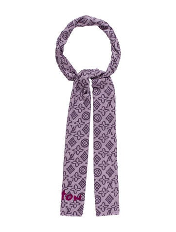 Louis Vuitton Tahitienne Scarf None