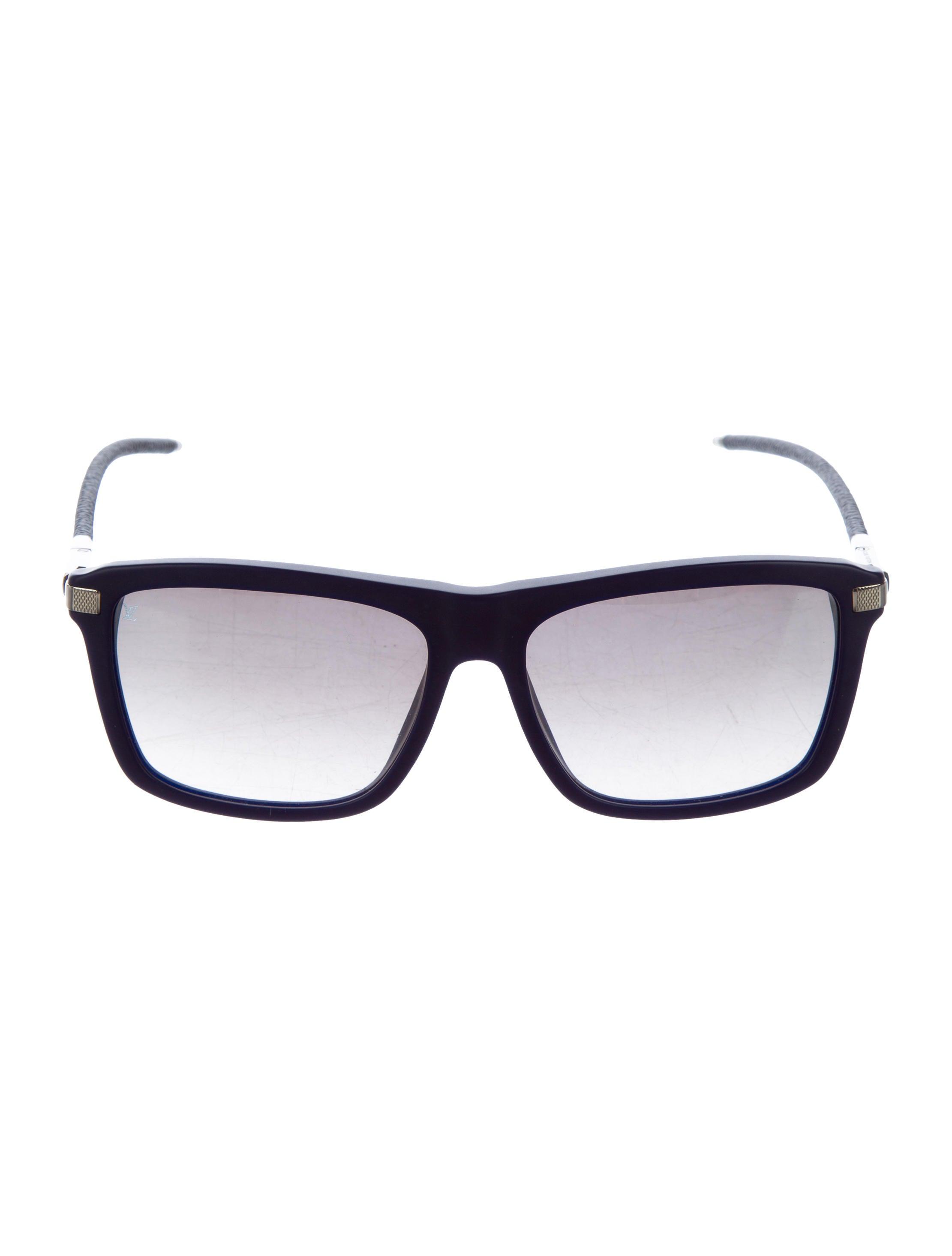 d2bebed9a3f Louis Vuitton 2016 Alliance Foldable Sunglasses - Accessories ...