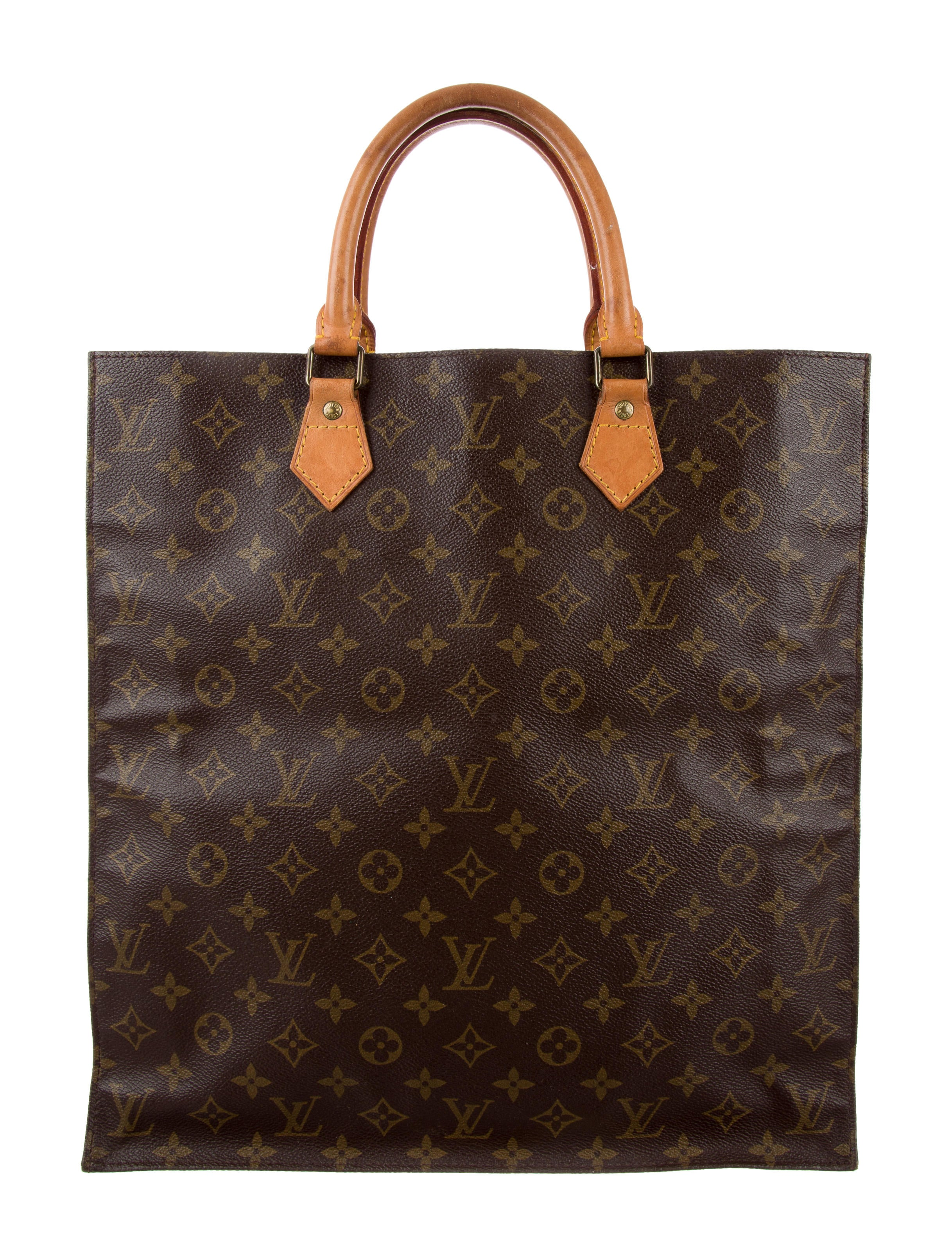 Louis vuitton monogram sac plat handbags lou130673 for Louis vuitton monogram miroir sac plat