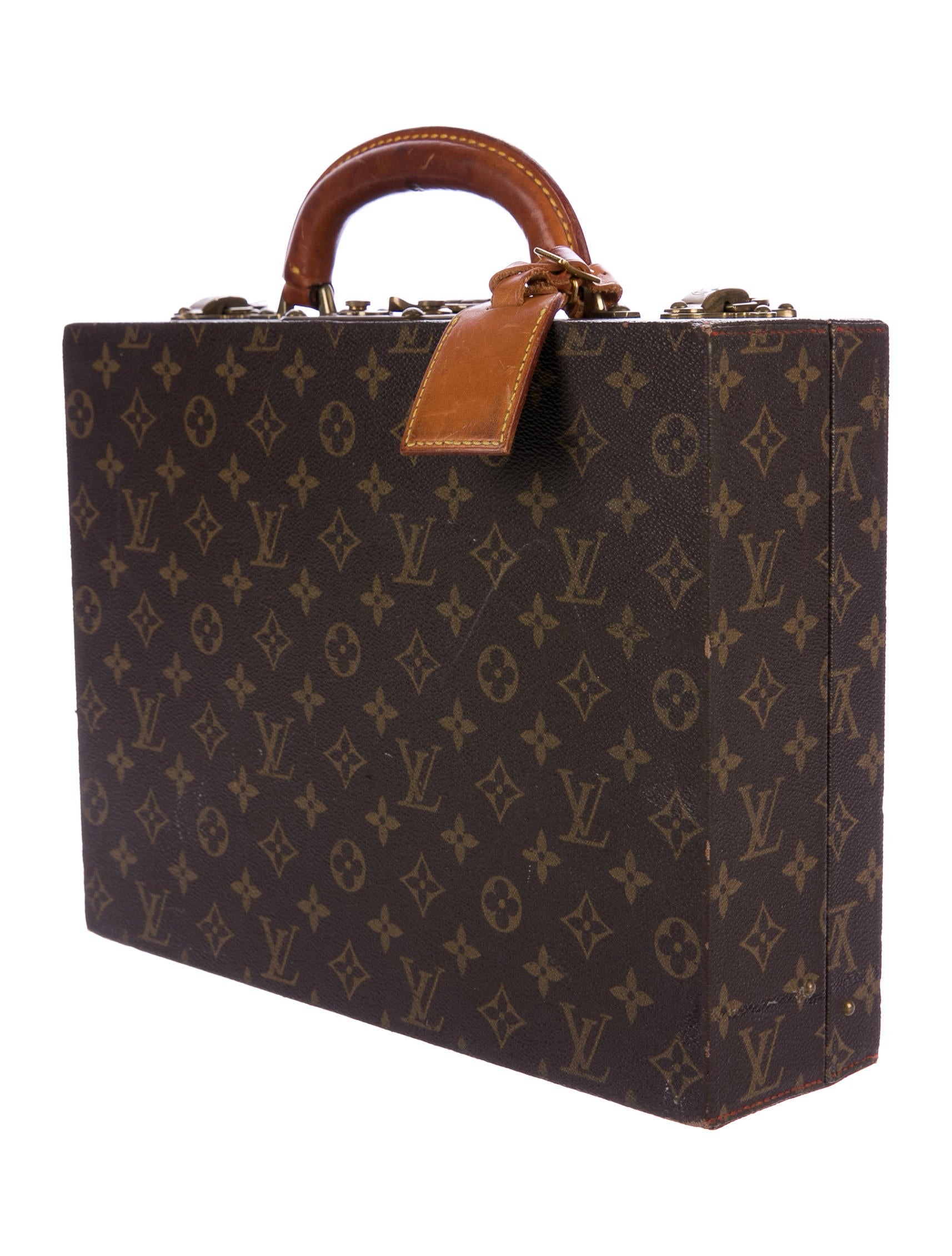 louis vuitton monogram bo te bijoux handbags lou130887 the realreal. Black Bedroom Furniture Sets. Home Design Ideas