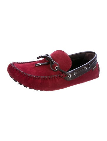 louis vuitton red bottoms mens. louis vuitton arizona car shoes w/ tags red bottoms mens n