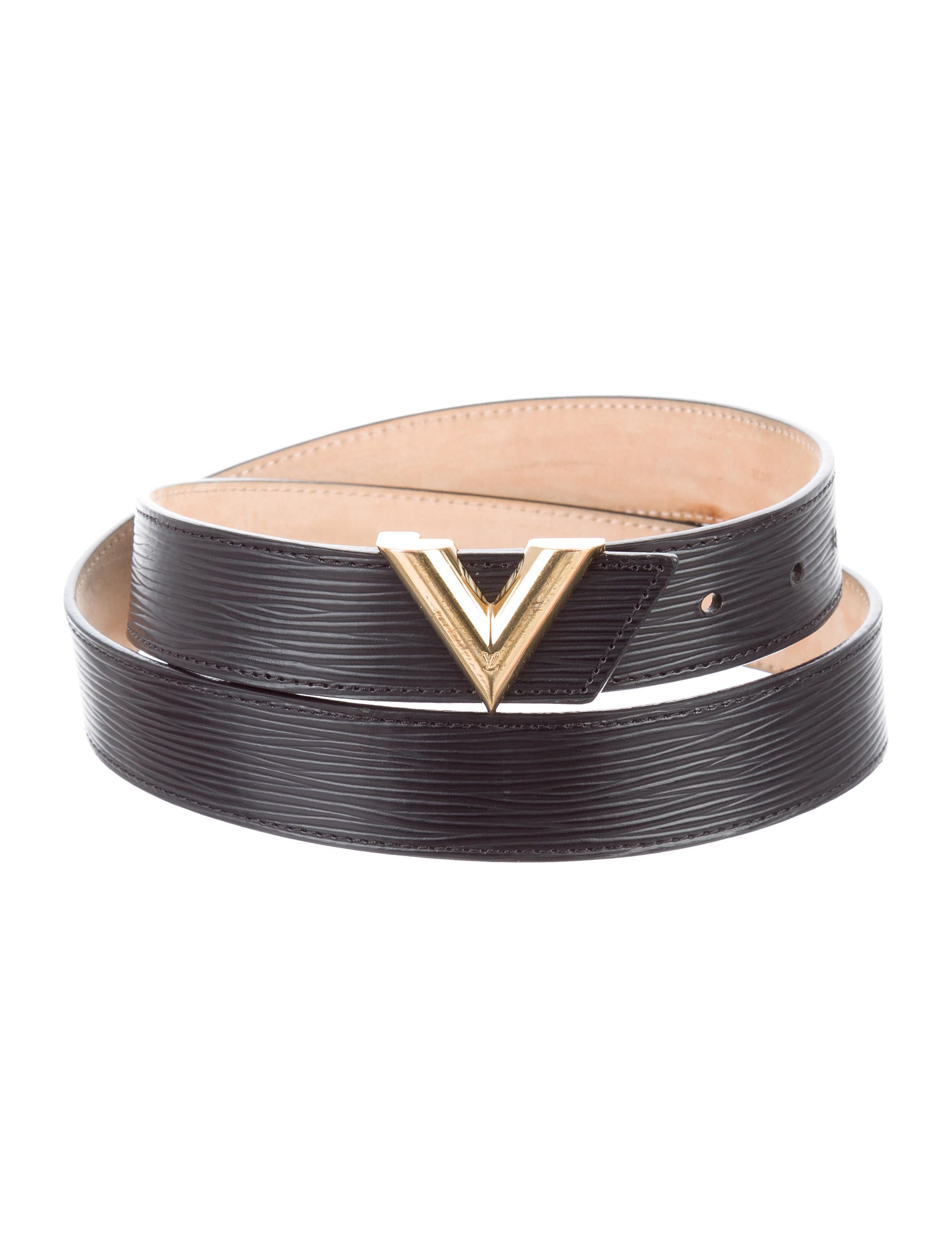 db9aa3e80097 Louis Vuitton Essential V Belt - Accessories - LOU131904