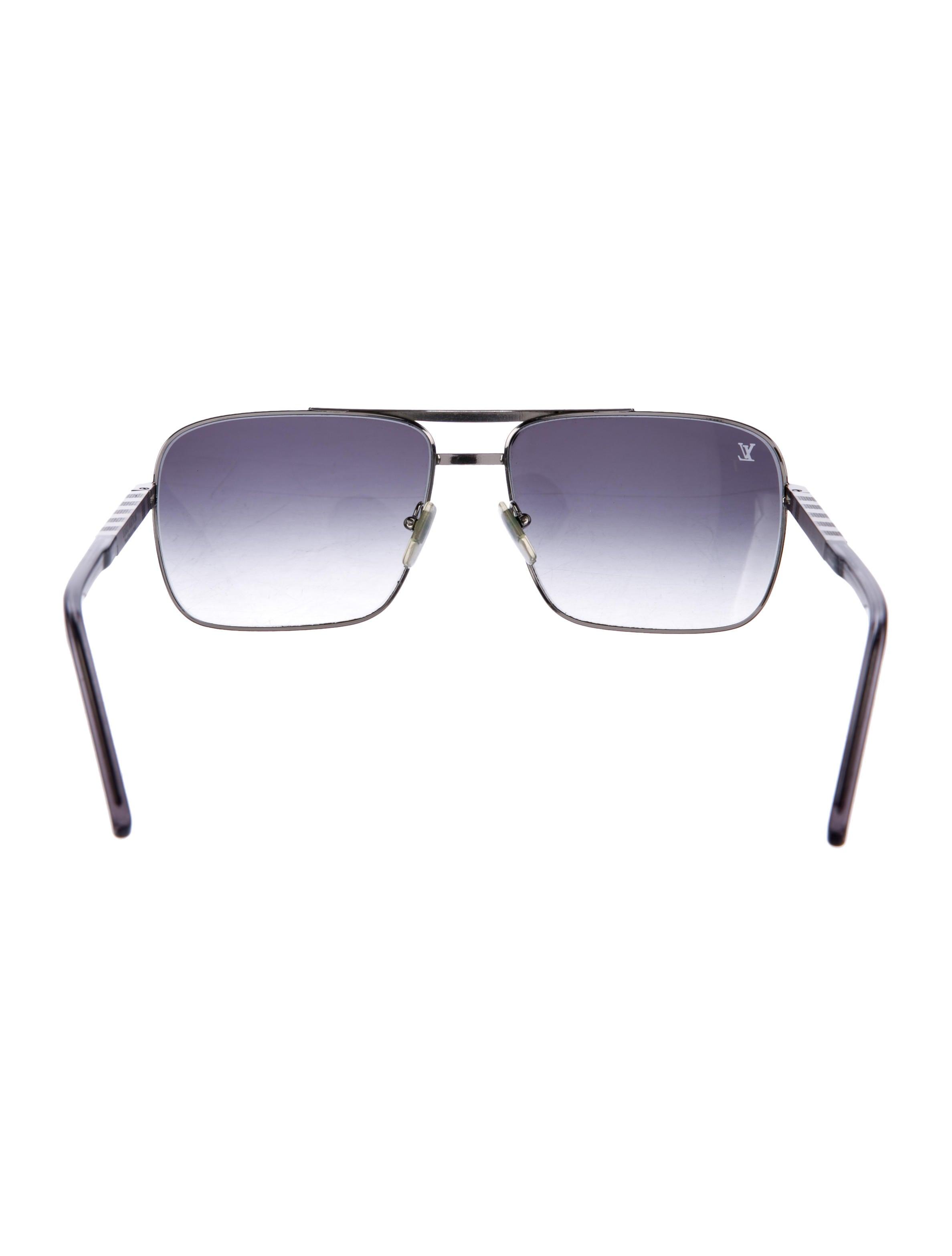 b51d2771eb7e Louis Vuitton Men s Attitude Sunglasses Replica - Bitterroot Public ...