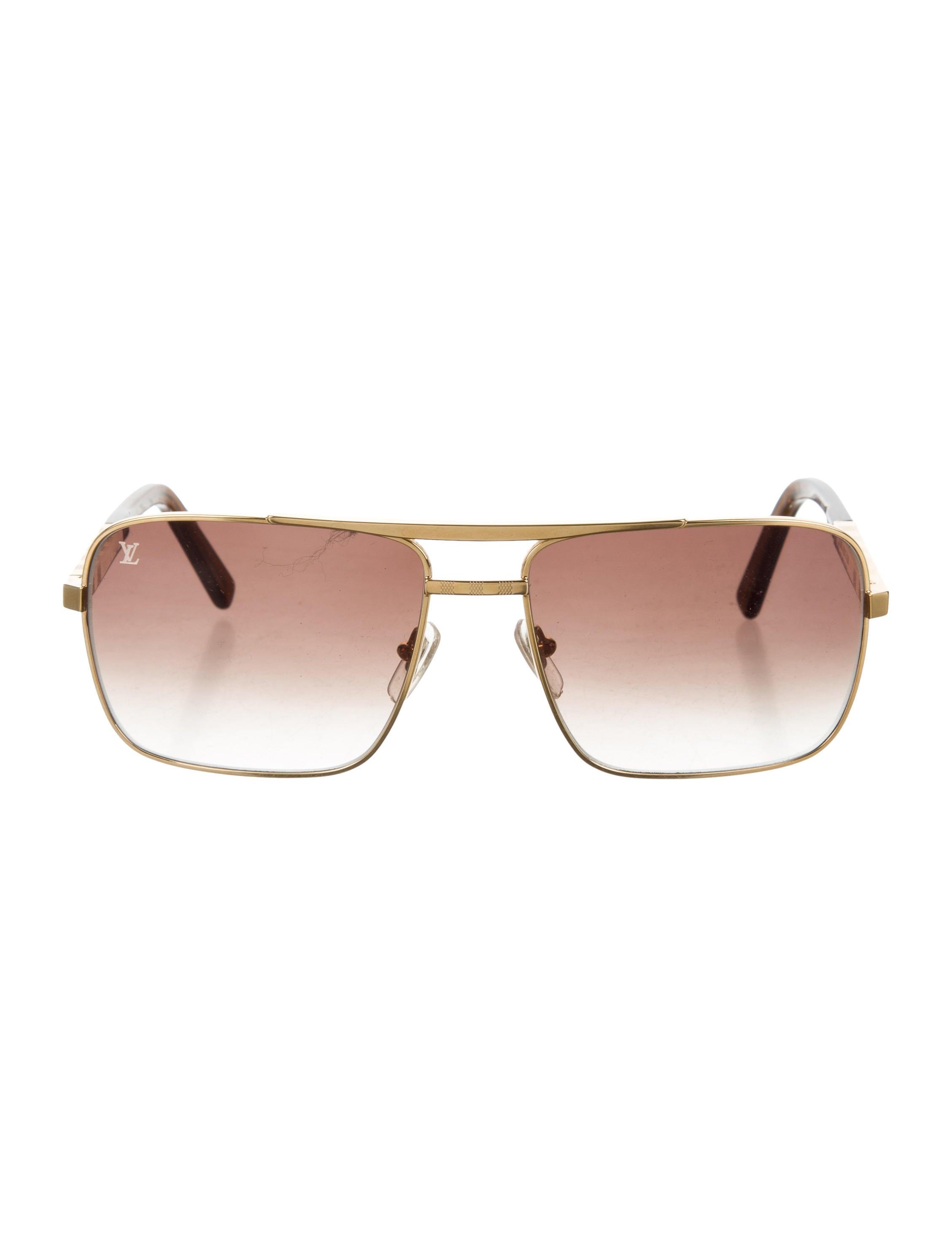 6abaf53476f Louis Vuitton Mens Sunglasses Attitude