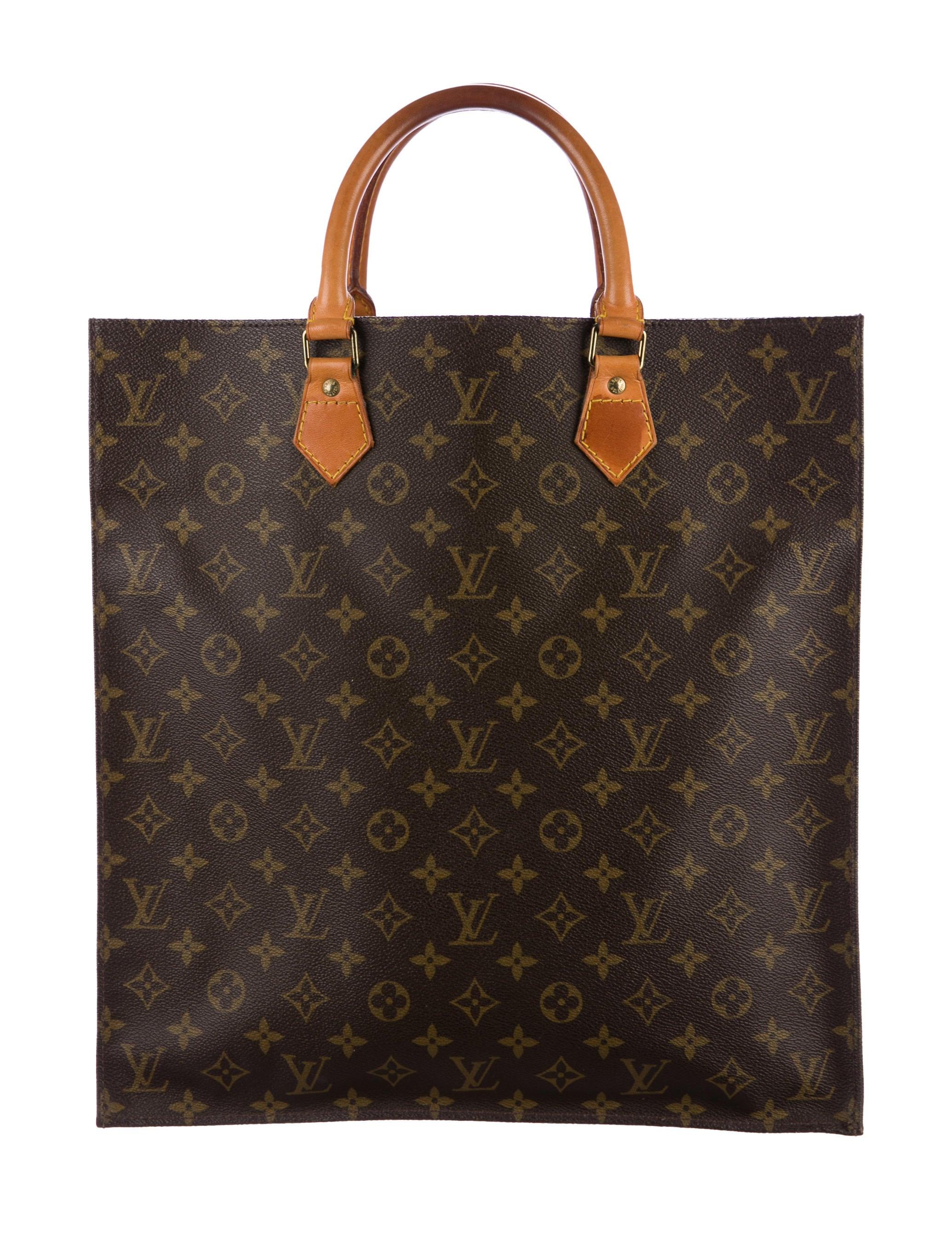 Louis vuitton monogram sac plat bags lou132855 the for Louis vuitton monogram miroir sac plat