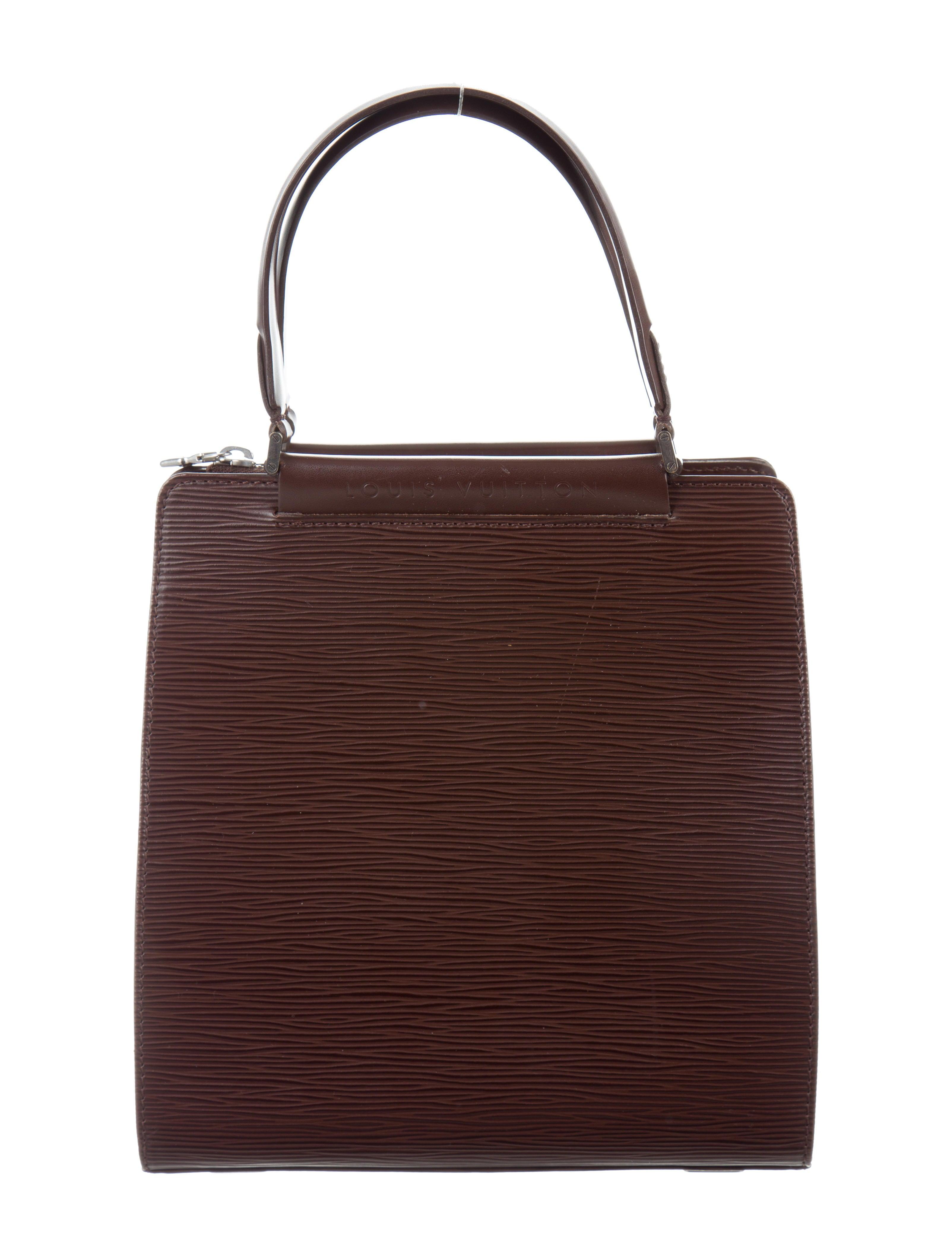 Louis Vuitton Figari Handbag Epi Leather Pm azjNM1xIz