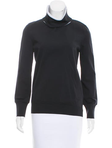 Louis Vuitton Lightweight Turtleneck Sweater - Clothing ...