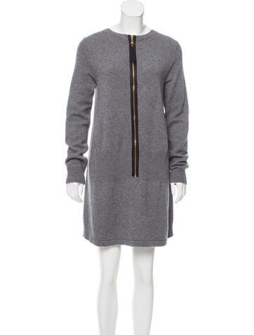 Louis Vuitton Cashmere Sweater Dress None