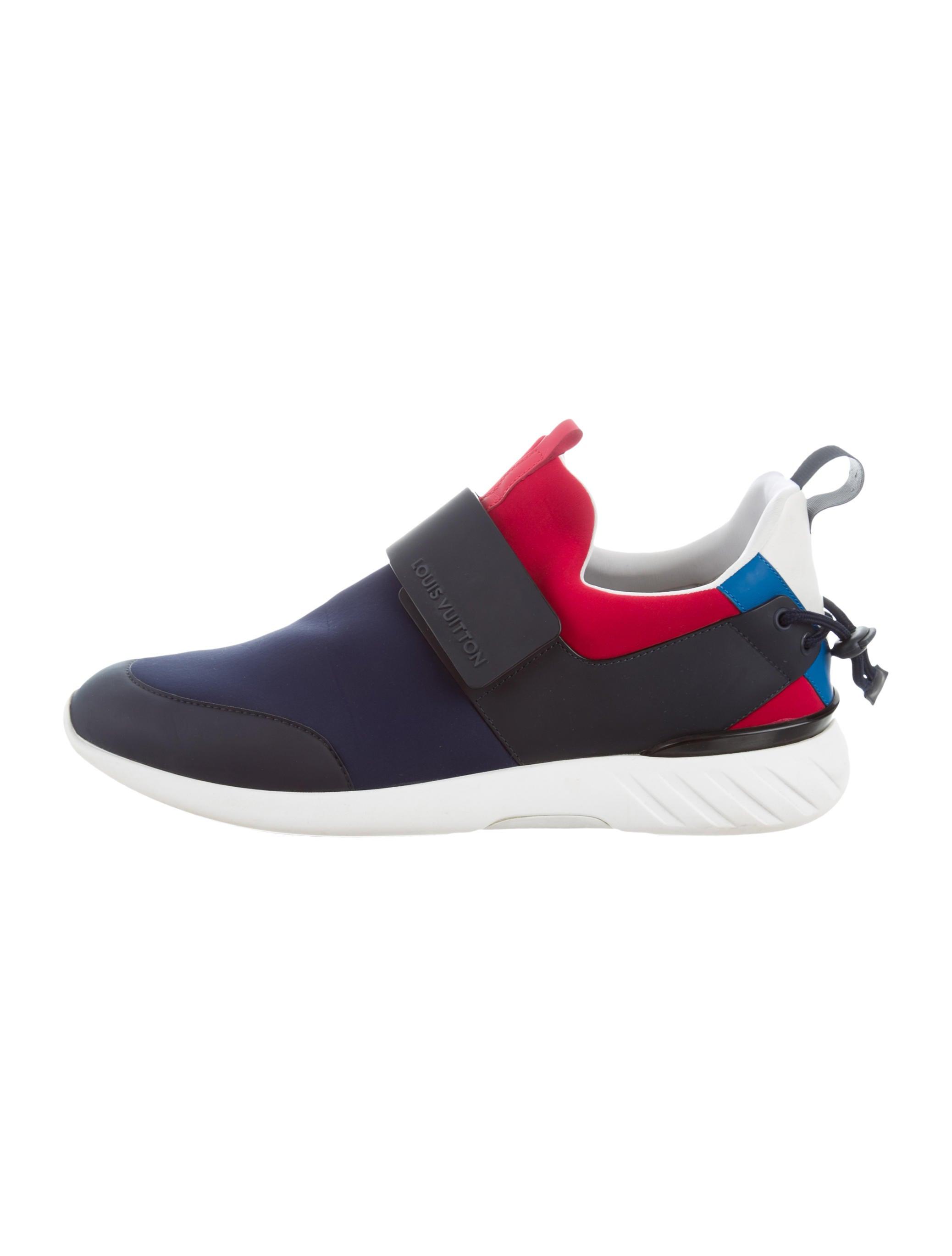 7cf7ad27479a Louis Vuitton America s Cup Regatta Sneakers - Shoes - LOU133217 ...