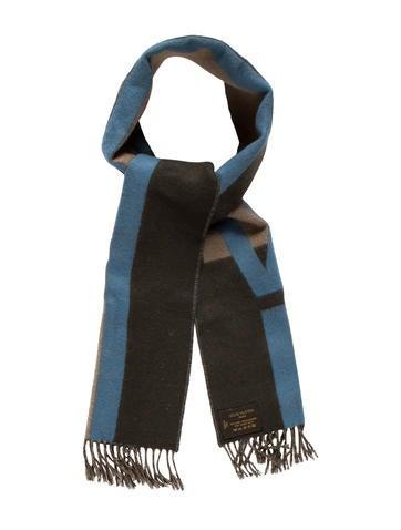 Louis Vuitton Wool V Scarf None