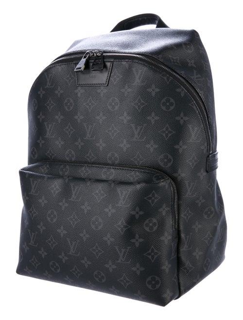 0b6d6ec3cb4 Louis Vuitton 2017 Monogram Eclipse Apollo Backpack - Bags ...