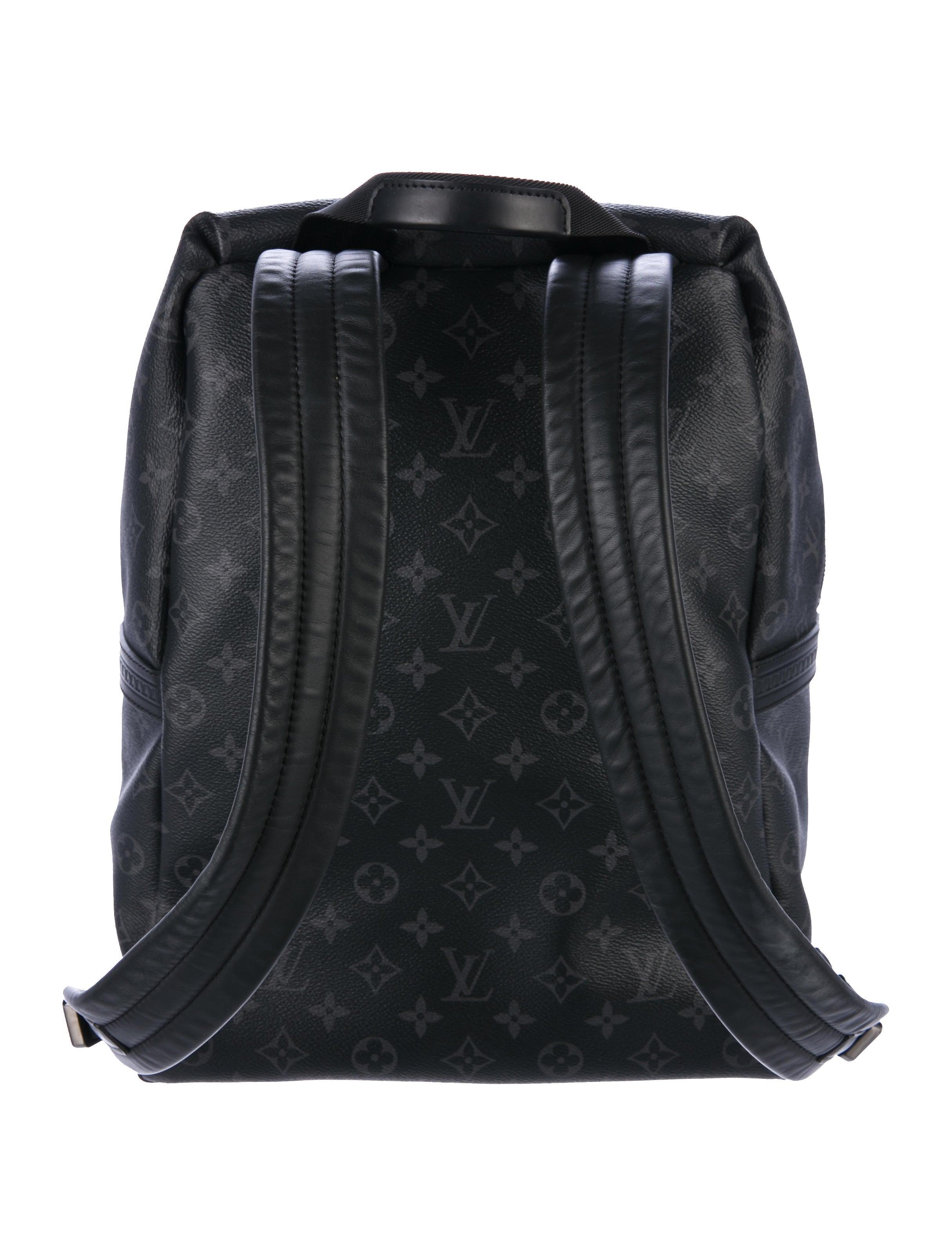 56c7f708346 Louis Vuitton M43186 Apollo Backpack Monogram Eclipse Canvas