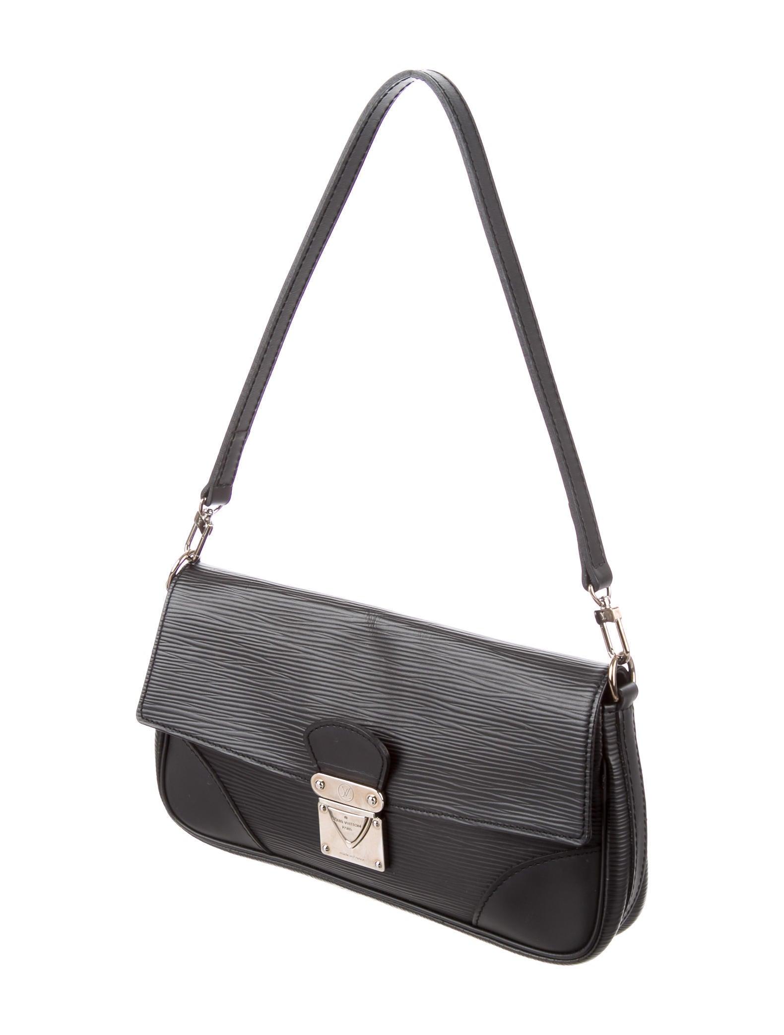louis vuitton epi segur pochette handbags lou134185. Black Bedroom Furniture Sets. Home Design Ideas