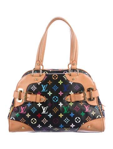 71f7251df3 Product Name Louis Vuitton Multicolore Claudia Bag