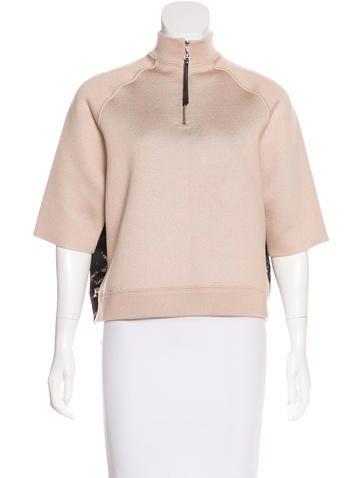 Louis Vuitton Printed Knit Top None