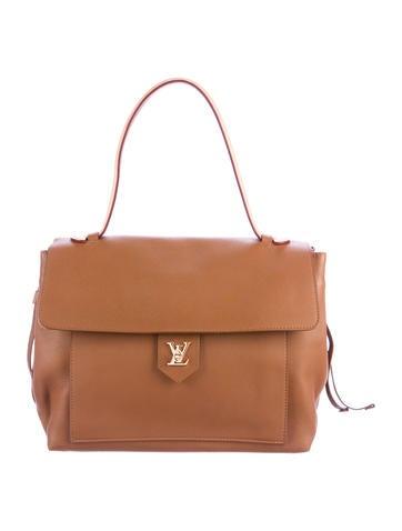 Louis Vuitton Lockme MM None