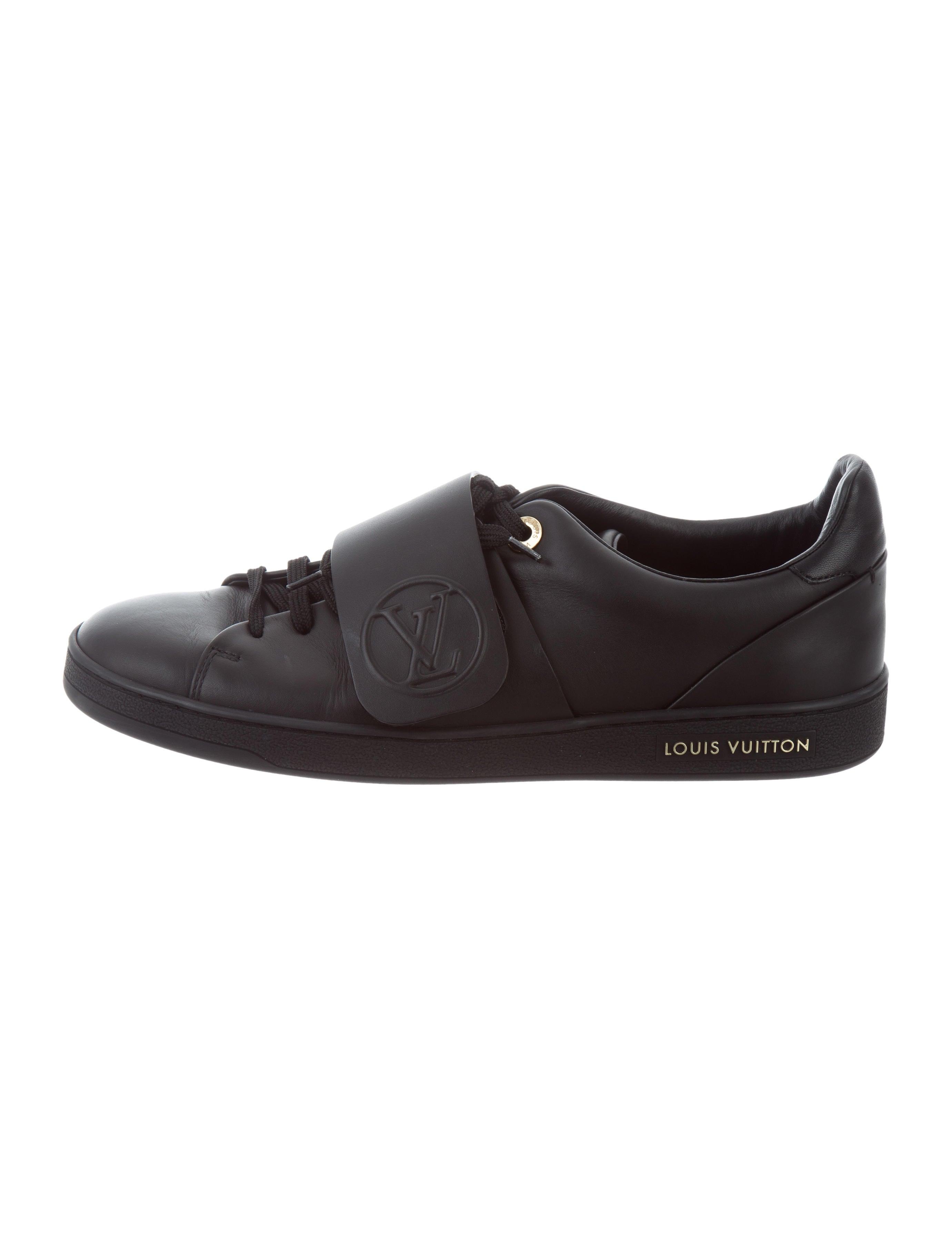 59e8ba246260 Louis Vuitton Front Row Sneakers - Shoes - LOU135509