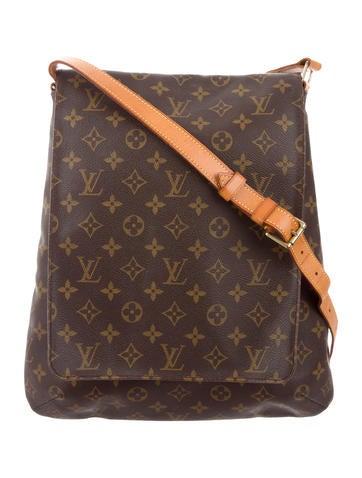 2a9f93877af Louis Vuitton Monogram Musette Salsa GM - Handbags - LOU135857