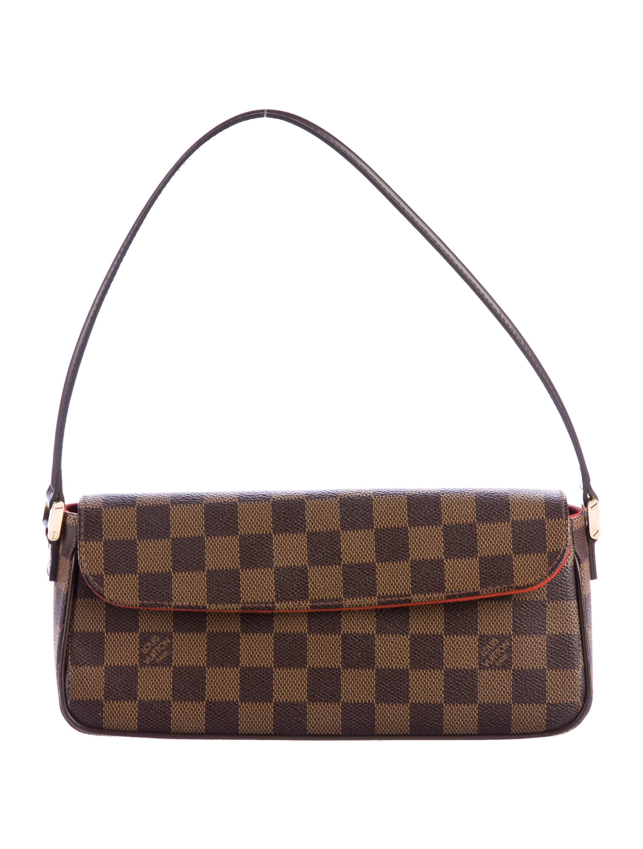 Louis vuitton damier ebene recoleta bag handbags for Louis vuitton miroir bags