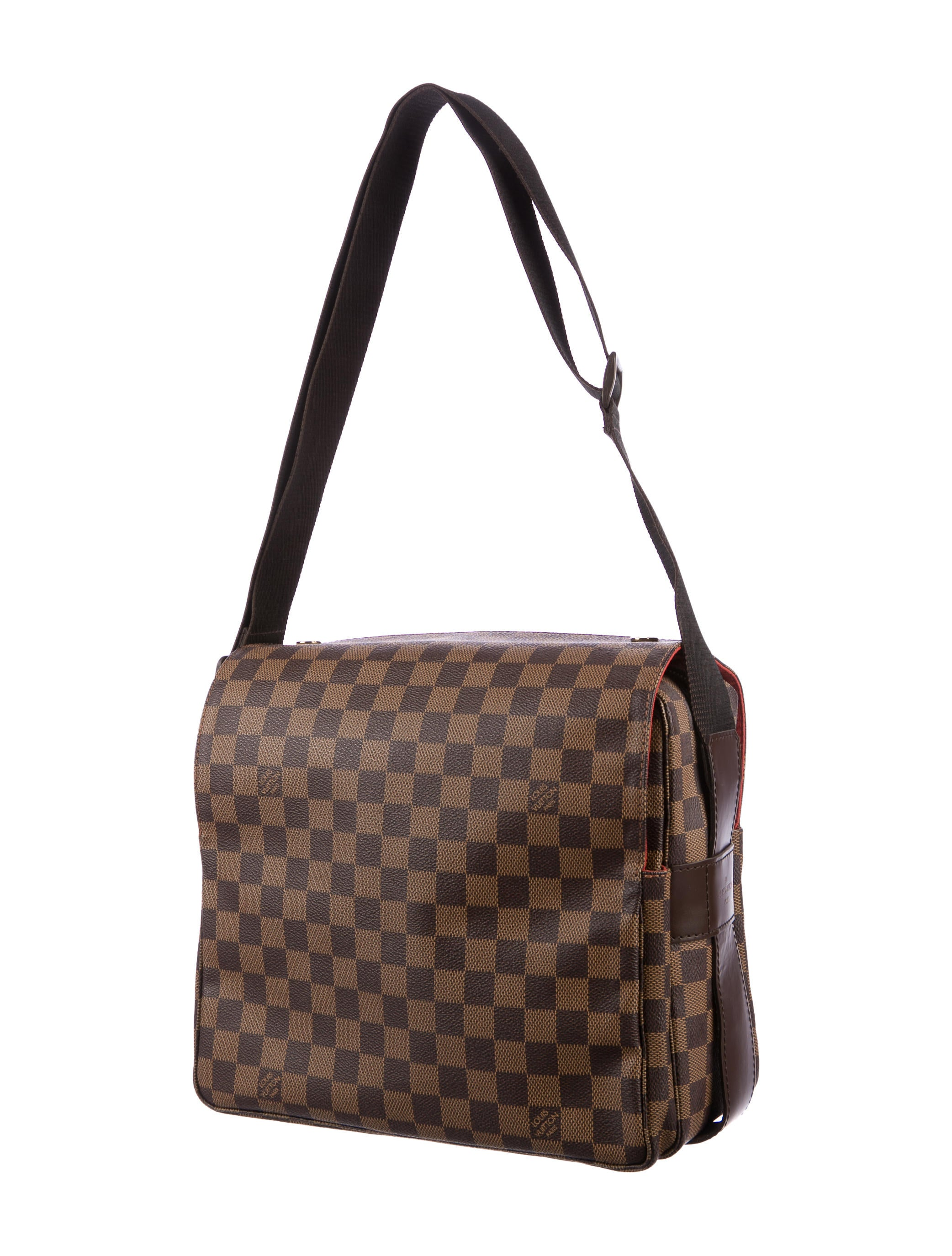 Wonderful Louis Vuitton Messenger Bag In Brown | Lyst