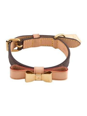 Louis Vuitton Dog Collar Xl