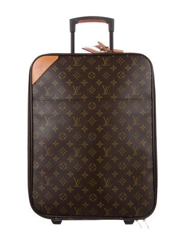 Louis Vuitton Louis Vuitton Pégase 45 None