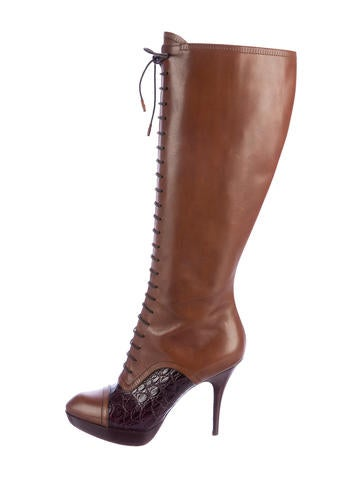 Boots Products Luxury Fashion The Realreal
