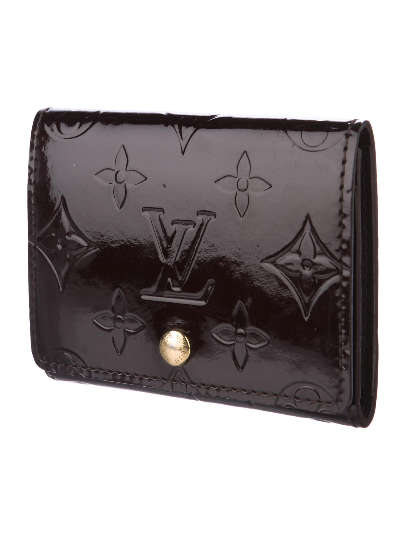 Louis Vuitton Vernis Business Card Holder - Accessories ...
