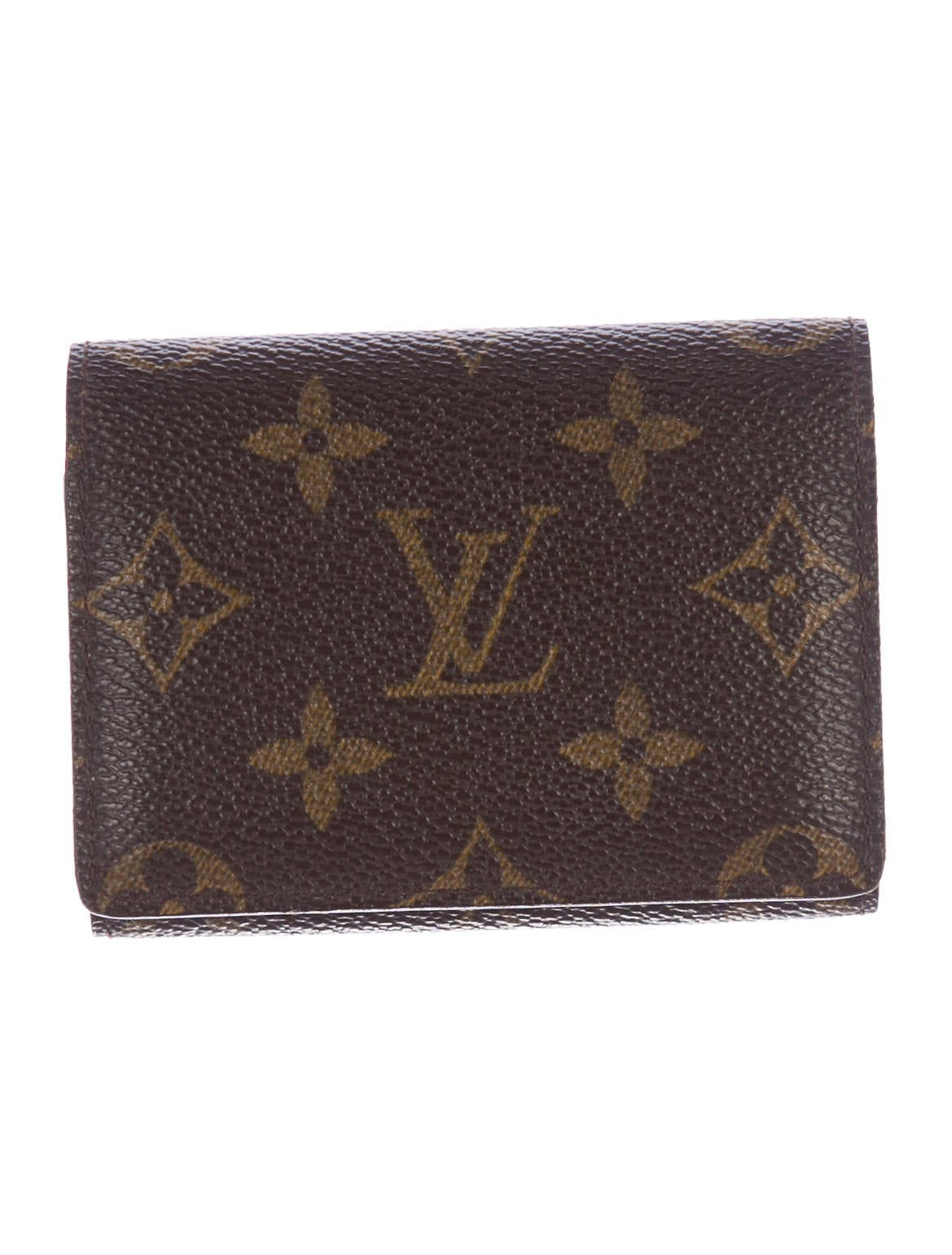 Louis Vuitton Monogram Business Card Holder - Accessories ...
