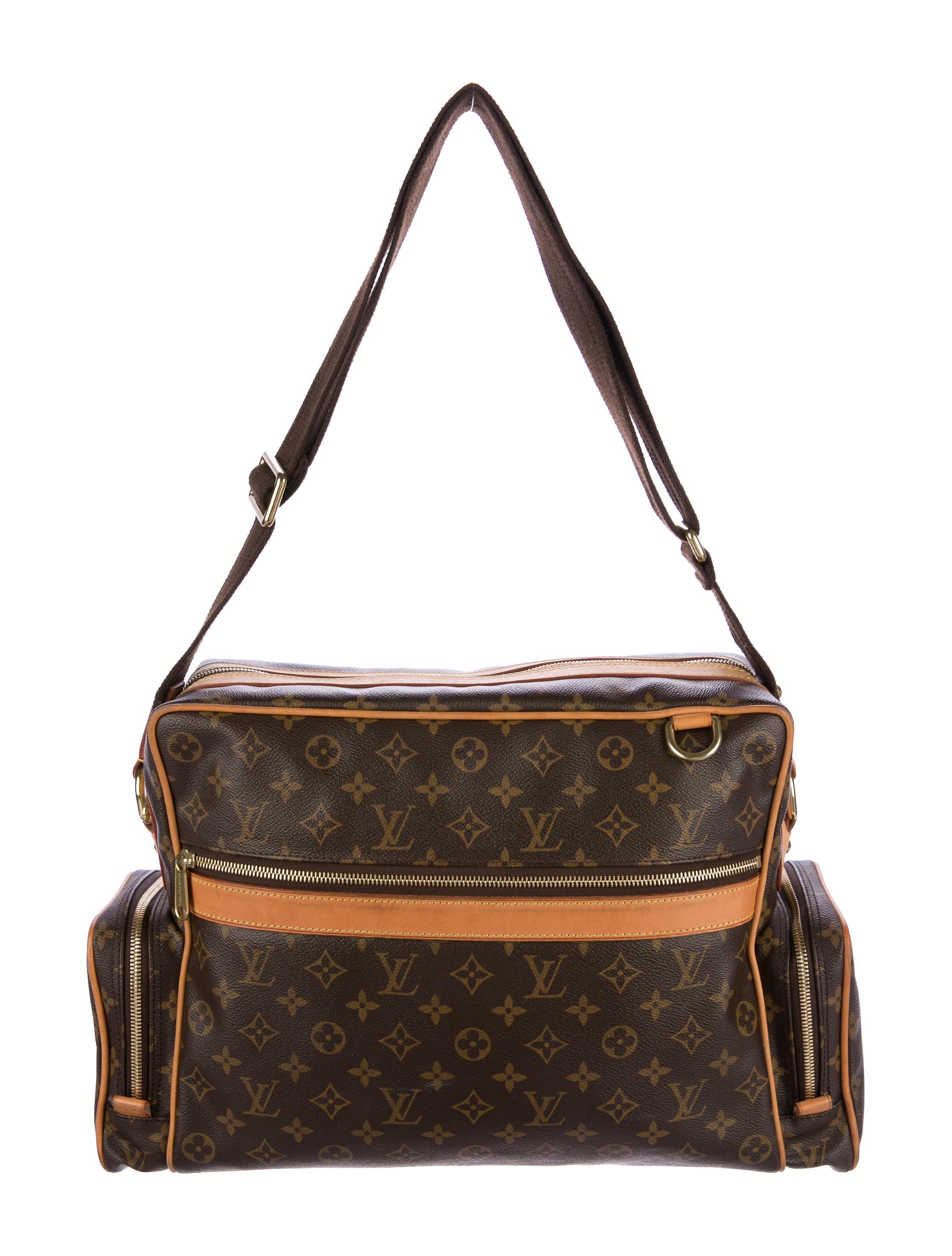Sac Louis Vuitton Vrai : Louis vuitton monogram sac squash handbags lou