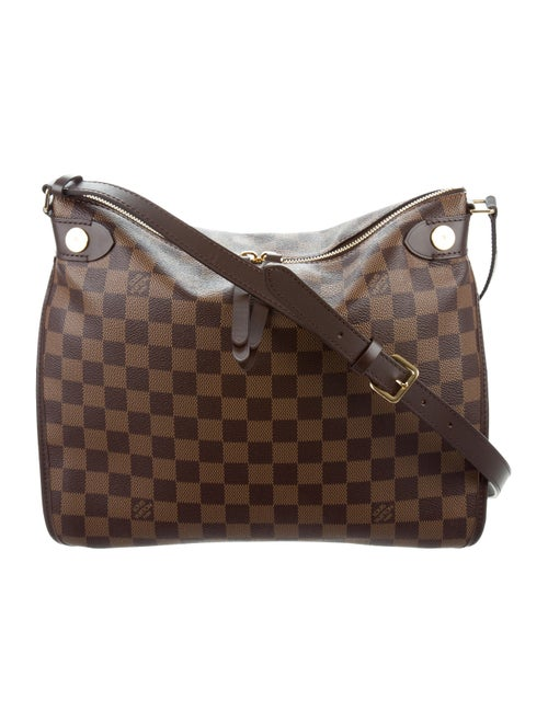ff7b21637713 Louis Vuitton 2017 Damier Ebene Duomo Crossbody Bag - Handbags ...