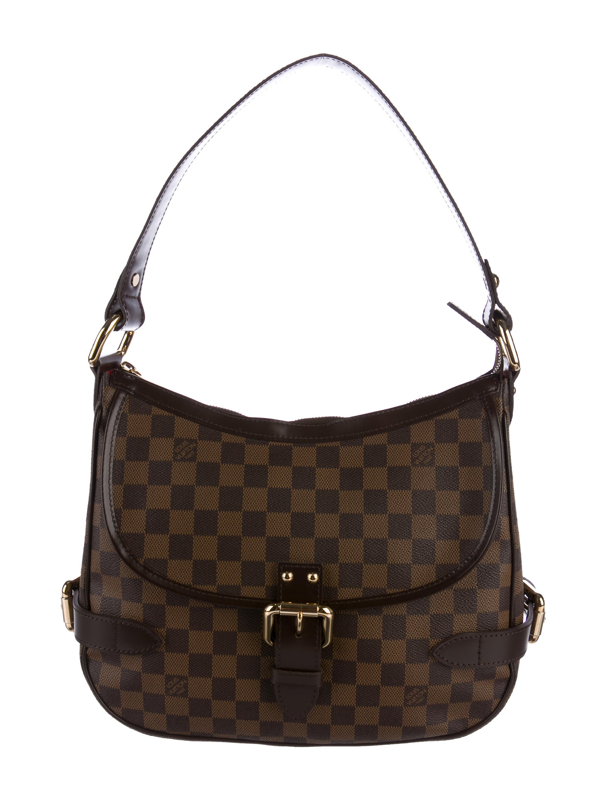 Louis vuitton damier ebene highbury bag handbags for Louis vuitton miroir bags