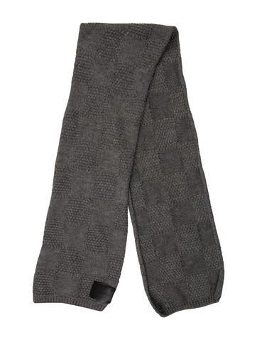 Louis Vuitton Helsinki Wool Scarf None