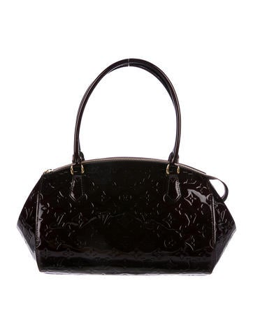 Louis Vuitton Vernis Sherwood GM None