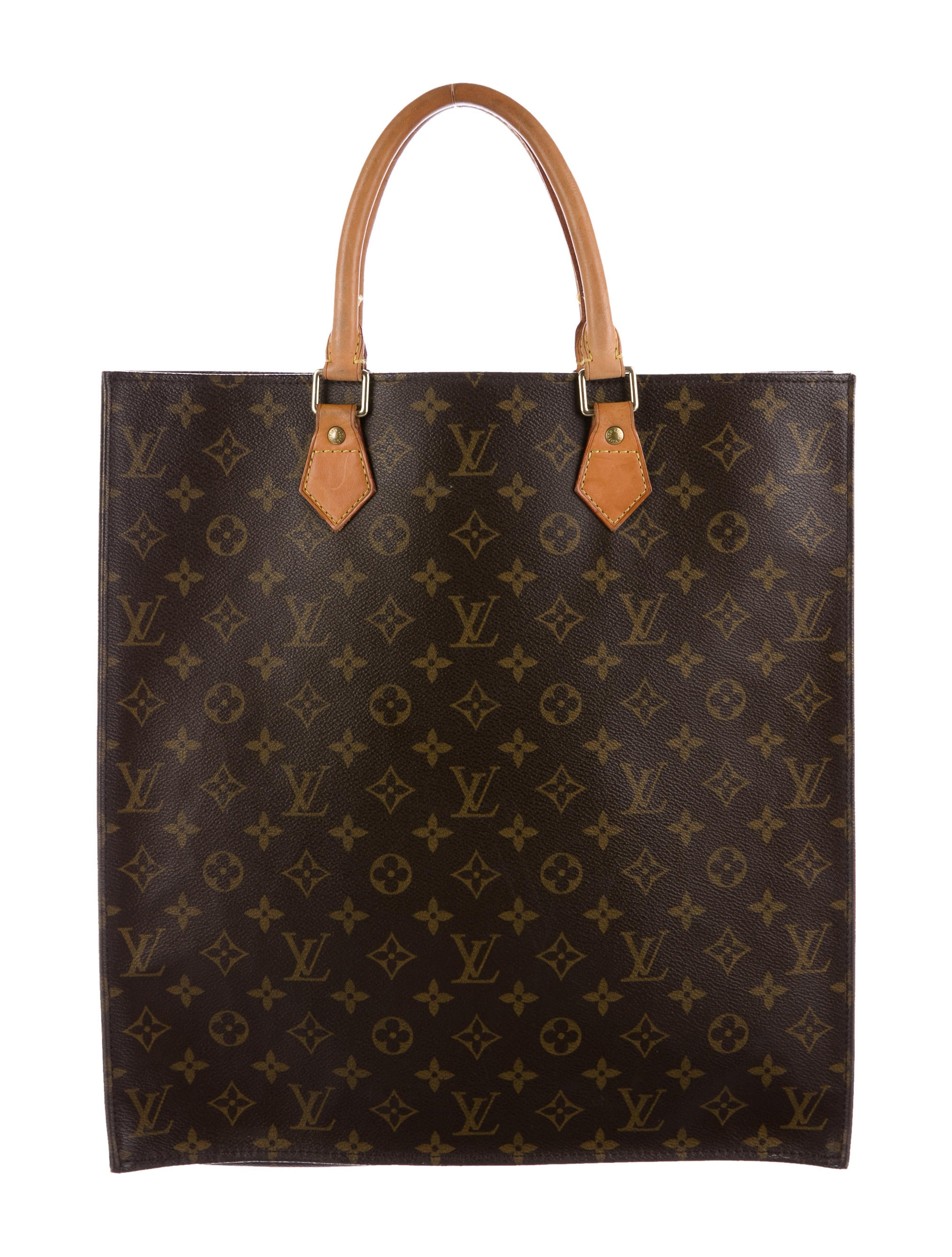 Louis vuitton monogram sac plat bags lou139018 the for Louis vuitton monogram miroir sac plat